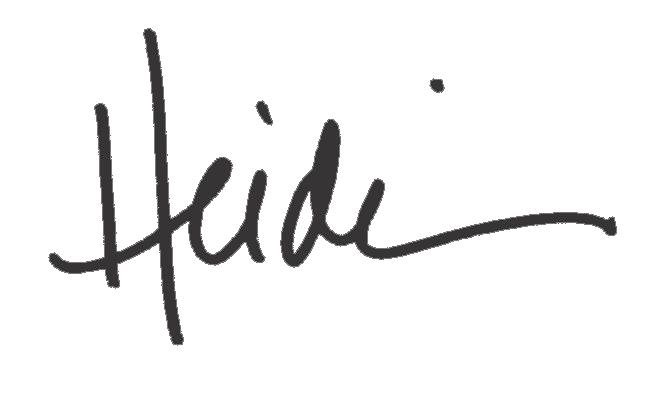 Heidi Gammon, Engraved Images